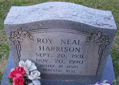 HARRISON, ROY NEAL - Dallas County, Arkansas | ROY NEAL HARRISON - Arkansas Gravestone Photos