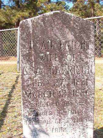 HARRISON, SUSAN - Dallas County, Arkansas | SUSAN HARRISON - Arkansas Gravestone Photos