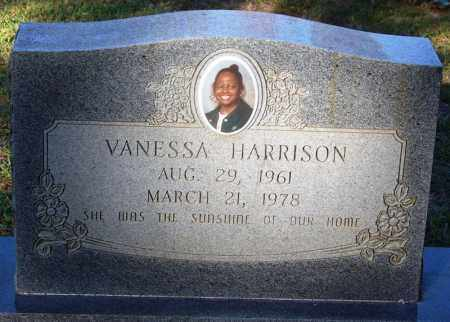 HARRISON, VANESSA - Dallas County, Arkansas | VANESSA HARRISON - Arkansas Gravestone Photos