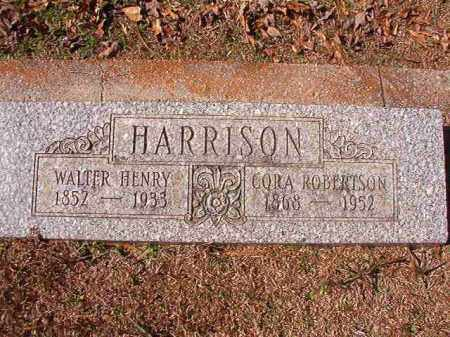 ROBERTSON HARRISON, CORA - Dallas County, Arkansas | CORA ROBERTSON HARRISON - Arkansas Gravestone Photos