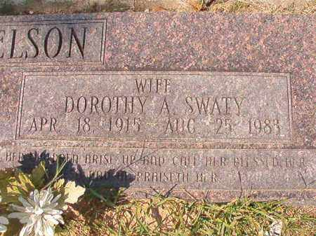 SWATY HARRELSON, DOROTHY A - Dallas County, Arkansas | DOROTHY A SWATY HARRELSON - Arkansas Gravestone Photos