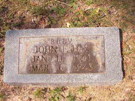 HAY, JOHN E - Dallas County, Arkansas | JOHN E HAY - Arkansas Gravestone Photos