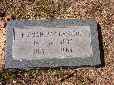 HAYGOOD, HERMAN RAY - Dallas County, Arkansas | HERMAN RAY HAYGOOD - Arkansas Gravestone Photos