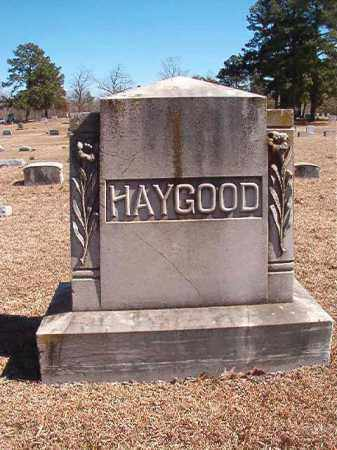 HAYGOOD, MEMORIAL - Dallas County, Arkansas | MEMORIAL HAYGOOD - Arkansas Gravestone Photos