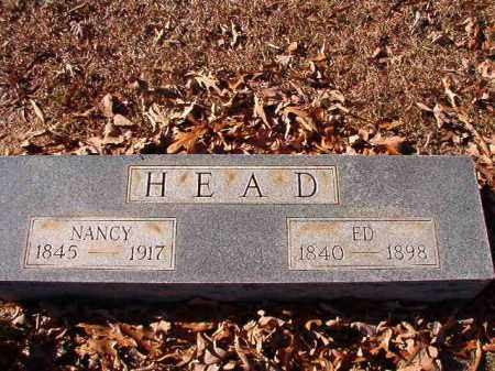 HEAD, ED - Dallas County, Arkansas | ED HEAD - Arkansas Gravestone Photos