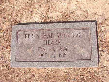 HEARN, PERLA MAE - Dallas County, Arkansas | PERLA MAE HEARN - Arkansas Gravestone Photos