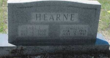 HEARNE, EARL LINEX - Dallas County, Arkansas | EARL LINEX HEARNE - Arkansas Gravestone Photos