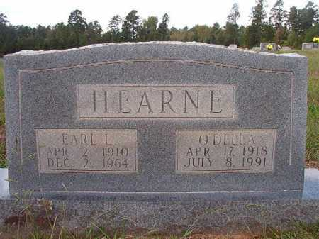 HEARNE, ODELLA - Dallas County, Arkansas | ODELLA HEARNE - Arkansas Gravestone Photos