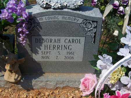 HERRING, DEBORAH CAROL - Dallas County, Arkansas | DEBORAH CAROL HERRING - Arkansas Gravestone Photos