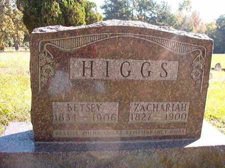 HIGGS, BETSEY - Dallas County, Arkansas | BETSEY HIGGS - Arkansas Gravestone Photos