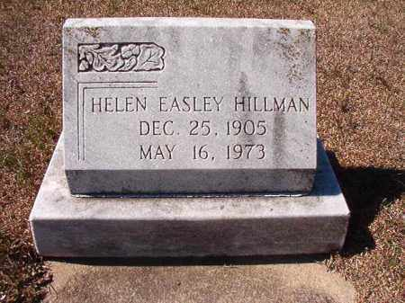 HILLMAN, HELEN - Dallas County, Arkansas | HELEN HILLMAN - Arkansas Gravestone Photos