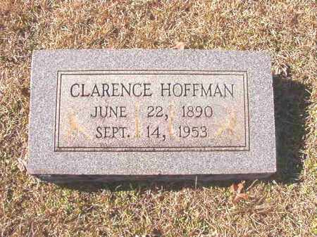 HOFFMAN, CLARENCE - Dallas County, Arkansas | CLARENCE HOFFMAN - Arkansas Gravestone Photos