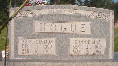 HOGUE, JOHN SOLOMON - Dallas County, Arkansas | JOHN SOLOMON HOGUE - Arkansas Gravestone Photos