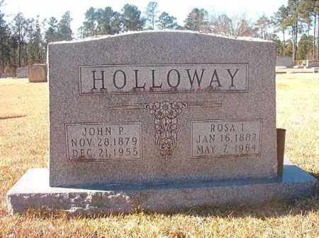 HOLLOWAY, JOHN P - Dallas County, Arkansas | JOHN P HOLLOWAY - Arkansas Gravestone Photos
