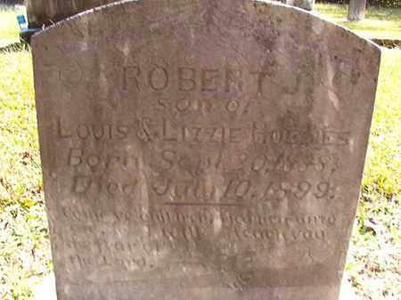 HOLMES, ROBERT J - Dallas County, Arkansas | ROBERT J HOLMES - Arkansas Gravestone Photos