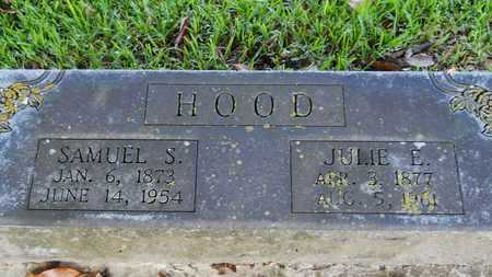 HOOD, JULIE E - Dallas County, Arkansas | JULIE E HOOD - Arkansas Gravestone Photos