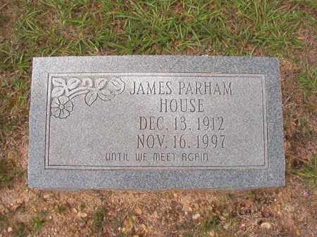 HOUSE, JAMES PARHAM - Dallas County, Arkansas | JAMES PARHAM HOUSE - Arkansas Gravestone Photos