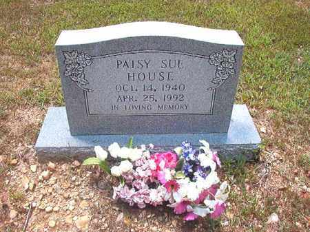 HOUSE, PATSY SUE - Dallas County, Arkansas | PATSY SUE HOUSE - Arkansas Gravestone Photos