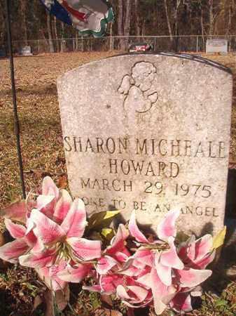 HOWARD, SHARON MICHEALE - Dallas County, Arkansas | SHARON MICHEALE HOWARD - Arkansas Gravestone Photos
