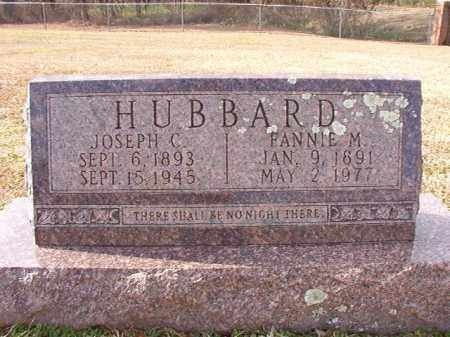 HUBBARD, FANNIE M - Dallas County, Arkansas | FANNIE M HUBBARD - Arkansas Gravestone Photos