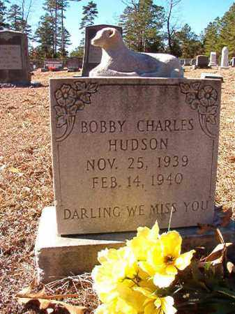 HUDSON, BOBBY CHARLES - Dallas County, Arkansas | BOBBY CHARLES HUDSON - Arkansas Gravestone Photos