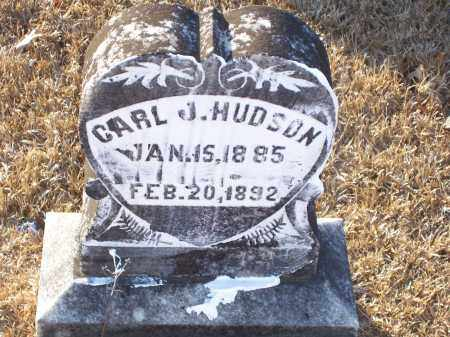 HUDSON, CARL J. - Dallas County, Arkansas | CARL J. HUDSON - Arkansas Gravestone Photos