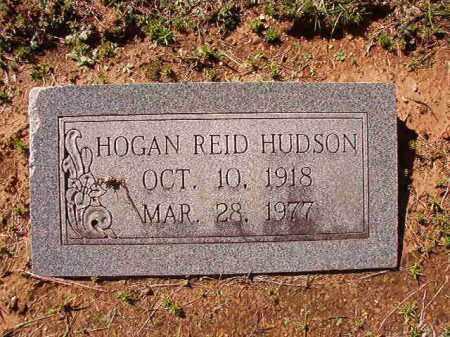 HUDSON, HOGAN REID - Dallas County, Arkansas | HOGAN REID HUDSON - Arkansas Gravestone Photos
