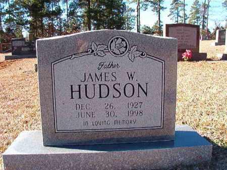 HUDSON, JAMES W - Dallas County, Arkansas | JAMES W HUDSON - Arkansas Gravestone Photos
