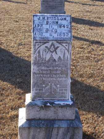 HUDSON, JOHN HENRY - Dallas County, Arkansas | JOHN HENRY HUDSON - Arkansas Gravestone Photos