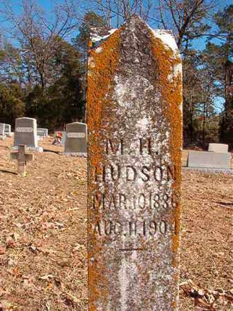 HUDSON, M H - Dallas County, Arkansas | M H HUDSON - Arkansas Gravestone Photos