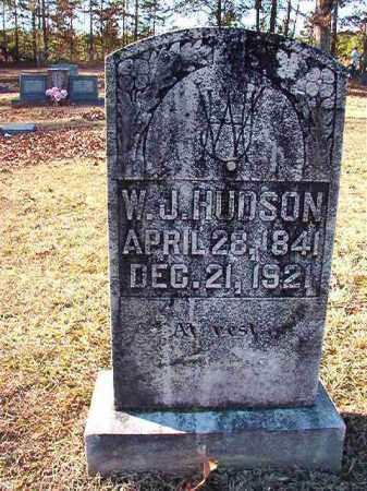 HUDSON, W J - Dallas County, Arkansas | W J HUDSON - Arkansas Gravestone Photos