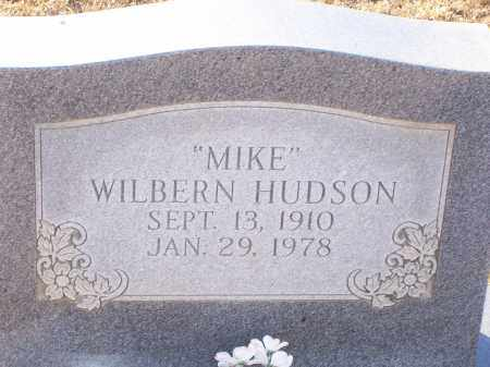 HUDSON, WILBERN - Dallas County, Arkansas | WILBERN HUDSON - Arkansas Gravestone Photos