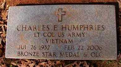 HUMPHRIES (VETERAN VIET), CHARLES E - Dallas County, Arkansas | CHARLES E HUMPHRIES (VETERAN VIET) - Arkansas Gravestone Photos