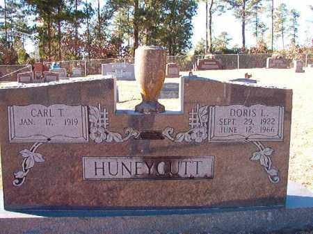 HUNEYCUTT, CARL T - Dallas County, Arkansas | CARL T HUNEYCUTT - Arkansas Gravestone Photos