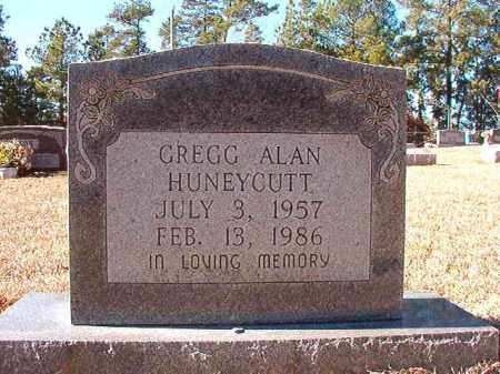 HUNEYCUTT, GREGG ALAN - Dallas County, Arkansas | GREGG ALAN HUNEYCUTT - Arkansas Gravestone Photos