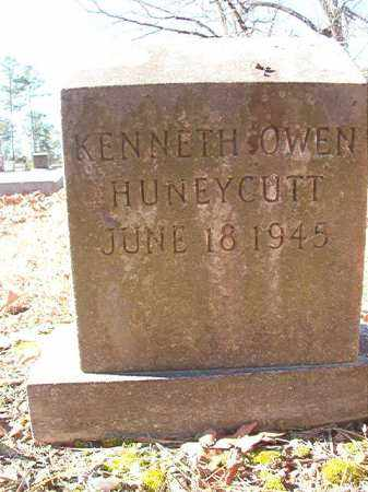 HUNEYCUTT, KENNETH OWEN - Dallas County, Arkansas | KENNETH OWEN HUNEYCUTT - Arkansas Gravestone Photos