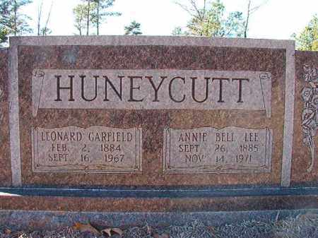 LEE HUNEYCUTT, ANNIE BELL - Dallas County, Arkansas | ANNIE BELL LEE HUNEYCUTT - Arkansas Gravestone Photos