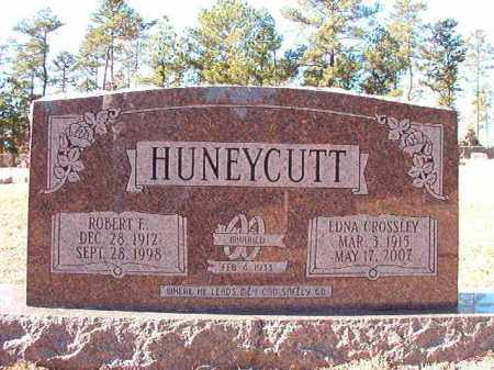 HUNEYCUTT, ROBERT E - Dallas County, Arkansas | ROBERT E HUNEYCUTT - Arkansas Gravestone Photos
