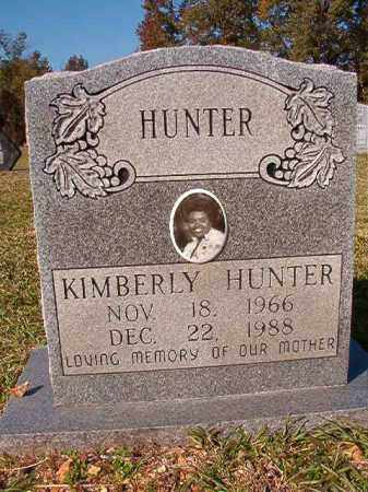 HUNTER, KIMBERLY - Dallas County, Arkansas | KIMBERLY HUNTER - Arkansas Gravestone Photos