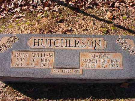 HUTCHERSON, JOHN WILLIAM - Dallas County, Arkansas | JOHN WILLIAM HUTCHERSON - Arkansas Gravestone Photos