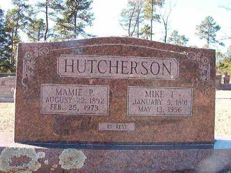 HUTCHERSON, MIKE T - Dallas County, Arkansas | MIKE T HUTCHERSON - Arkansas Gravestone Photos