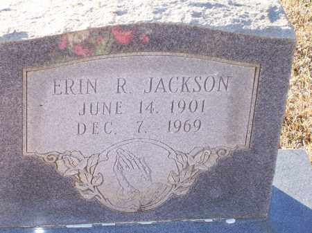 JACKSON, ERIN R - Dallas County, Arkansas | ERIN R JACKSON - Arkansas Gravestone Photos
