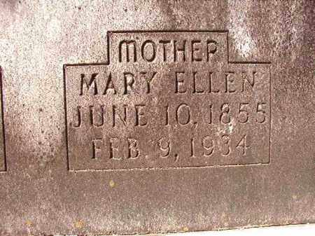 JACKSON, MARY ELLEN - Dallas County, Arkansas | MARY ELLEN JACKSON - Arkansas Gravestone Photos