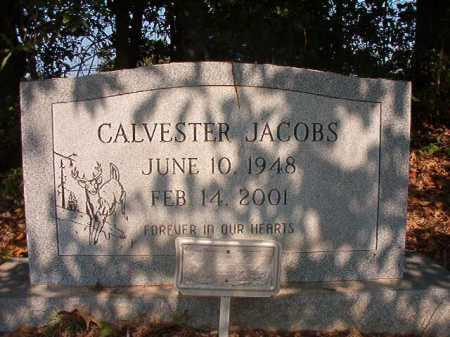 JACOBS, CALVESTER - Dallas County, Arkansas | CALVESTER JACOBS - Arkansas Gravestone Photos