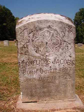 JACOBS, CORNELIOUS - Dallas County, Arkansas | CORNELIOUS JACOBS - Arkansas Gravestone Photos