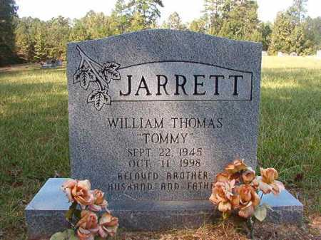 "JARRETT, WILLIAM THOMAS ""TOMMY"" - Dallas County, Arkansas 