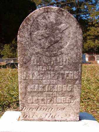 JEFFERS, O MAUD - Dallas County, Arkansas | O MAUD JEFFERS - Arkansas Gravestone Photos