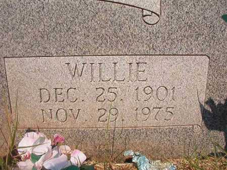 JIMERSON, WILLIE - Dallas County, Arkansas | WILLIE JIMERSON - Arkansas Gravestone Photos