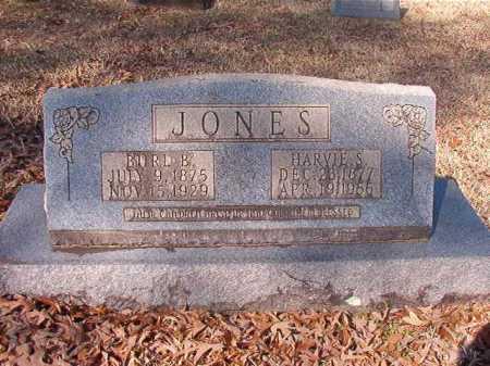 JONES, BURL B - Dallas County, Arkansas | BURL B JONES - Arkansas Gravestone Photos