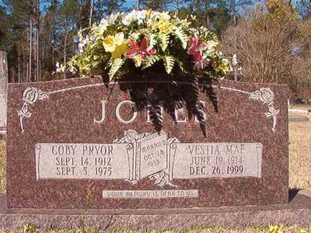 JONES, VESTIA MAE - Dallas County, Arkansas | VESTIA MAE JONES - Arkansas Gravestone Photos